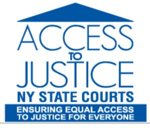 NY Family courts DIY forms logo