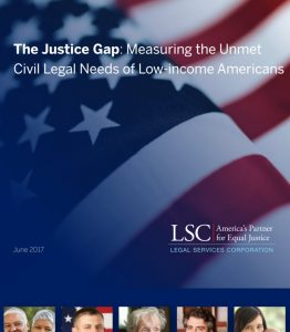 LSC Access to Justice 2017